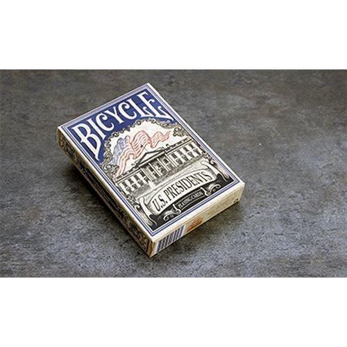 US President Cartes à jouer (Bleu) par Jeu de cartes à collectionner-Trick