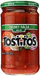 Tostitos Chunky Salsa - Mild, 24 Ounce