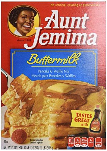 Aunt Jemima Buttermilk Pancake...