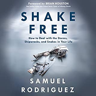 Shake Free: How to Deal with the Storms, Shipwrecks, and Snakes in Your Life cover art