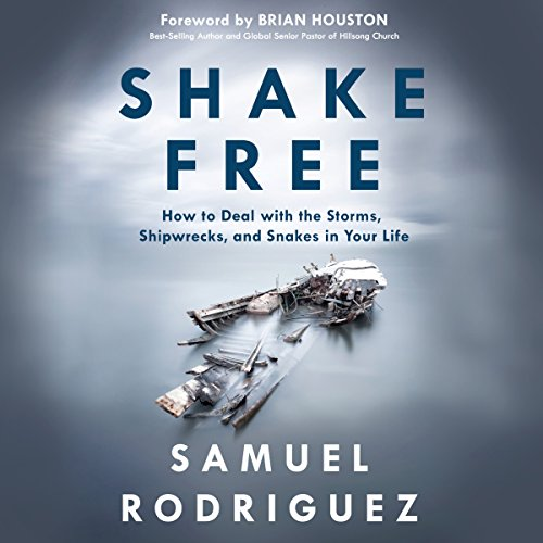 Shake Free: How to Deal with the Storms, Shipwrecks, and Snakes in Your Life audiobook cover art