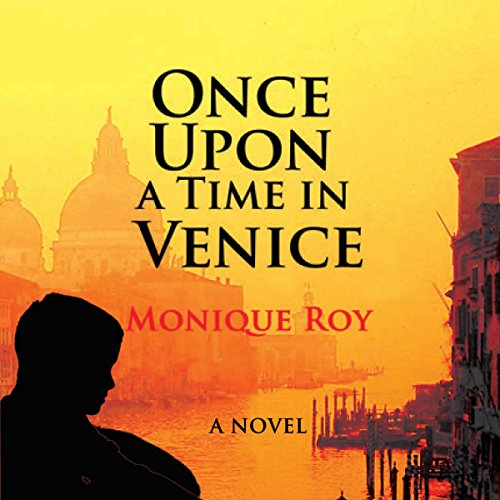 Once upon a Time in Venice audiobook cover art