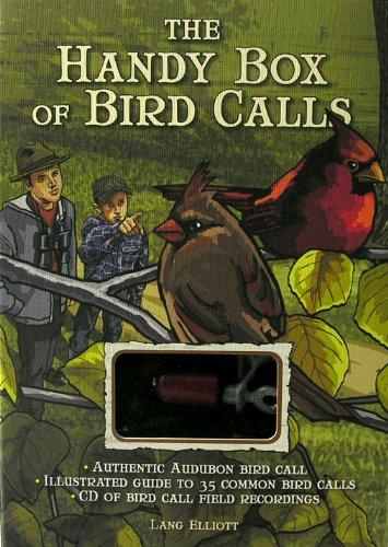 The Handy Box of Bird Calls Bird Call Guide CD 1435121627 Book Cover