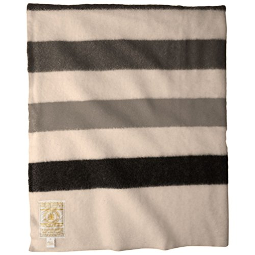 Woolrich Hudson's Bay Company 108 by 100-Inch King Size 8 Point Blanket, Millenium