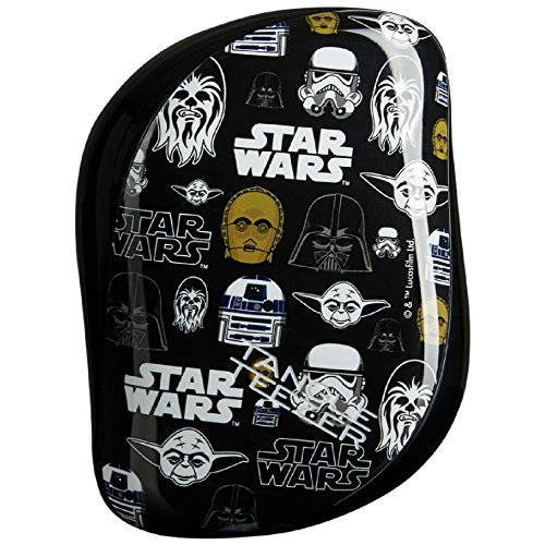 Tangle Teezer Compact Styler Star Wars Multi Character, 1er Pack (1 x 1 Stück)