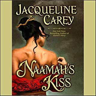 Naamah's Kiss audiobook cover art