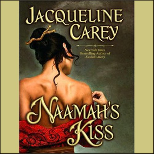 Couverture de Naamah's Kiss