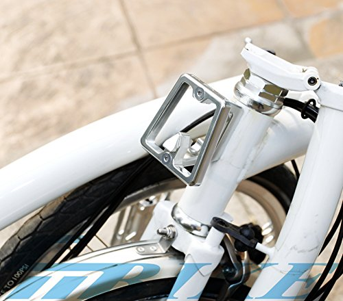 Aceoffix Carrier Block Adapter for Brompton Bicycle