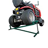 RocwooD Ride On Lawn Mower Lift 400kg Lifting Device Ramp Garden Tractor Jack Lifter