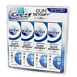 Crest Pro Health Ultra Gum Detoxify Toothpaste (4-Pack, 5.2 oz each)