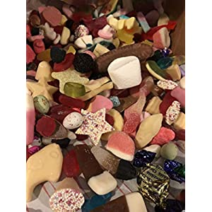 large 1.2kg pick n mix sweets & chocolates mixed box - large mix of sweets & chocolates - freshly hand picked & packed in our diamond sweets 5* hygiene rated packing facilities Large 1.2kg Pick n Mix Sweets & Chocolates Mixed Box – Large Mix of Sweets & Chocolates – Freshly Hand Picked & Packed… 51sO3r dgFL