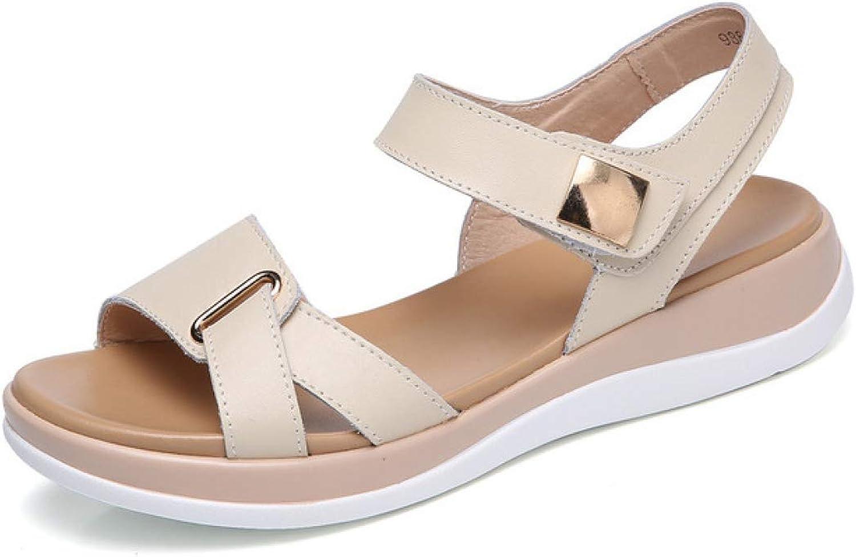 Women Platform Sandals Summer Ankle Strap Ladies Sexy shoes Soft Comfortable Female Footwear