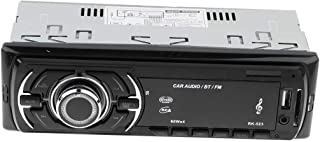 KESOTO Car Stereo Audio Player in-Dash Aux Input Receiver BT Call USB MP3 FM Radio
