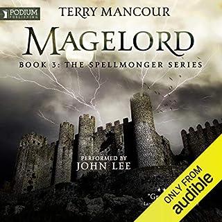 Page de couverture de Magelord