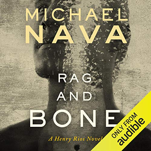 Rag and Bone audiobook cover art