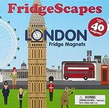 FridgeScapes: London Fridge Magnets (Magma for Laurence King)