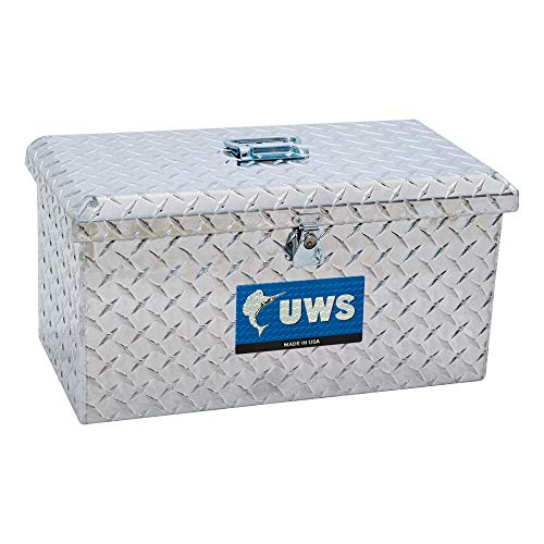 UWS EC20111 20-Inch Heavy-Wall Aluminum Tool Box