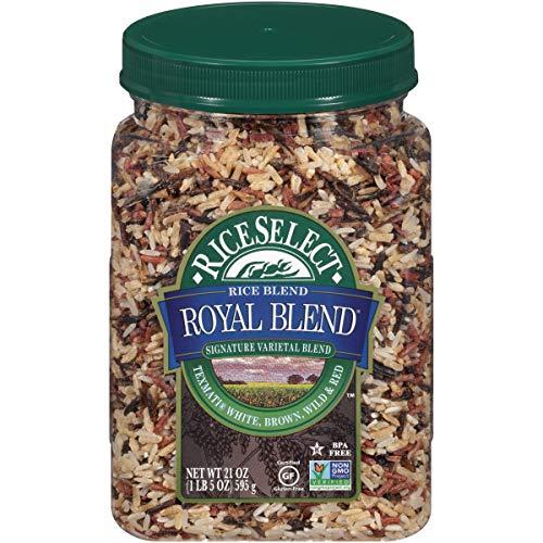 RiceSelect Original Royal Blend, 21-Ounce Jars, 4-Count