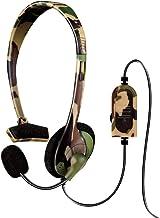 Fone de Ouvido Headset Dreamgear com microfone e controle de volume para PS4 DGPS4-6409 Camuflado