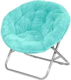 Mainstay WK656338 Saucer Chair, Wind Aqua