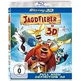 Jagdfieber-3d Version [Blu-ray] [Import allemand]