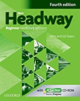 New Headway 4/E Beginner Work Book w/KeyiCheckerecker Pack