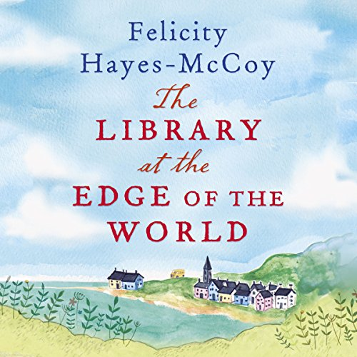 Couverture de The Library at the Edge of the World