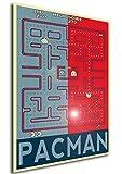 Instabuy Poster - Propaganda - Pixelart - Pacman - Screen