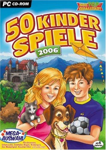 50 Kinderspiele 2006 [Importación alemana]