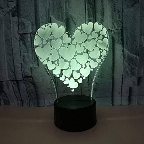 3D Illusion Lampe 3D Led Nachtlicht Japanische Maskottchen Figur Farbwechsel Raumdekoration Kinder Kind Kinder Baby Nachtlicht Geschenke Tischlampe 3D