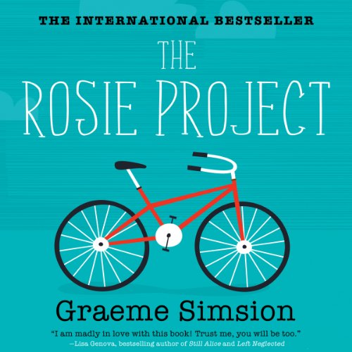 Page de couverture de The Rosie Project