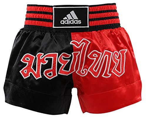adidas adisth03Herren Shorts XL schwarz/rot