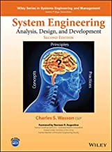 System Engineering Analysis, Design, and Development: Concepts, Principles, and Practices (Wiley Series in Systems Engineering and Management) PDF