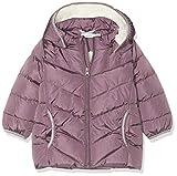 NAME IT Baby-Mädchen NBFMUS Puffer Jacket Camp Jacke, Violett (Black Plum Black Plum), (Herstellergröße: 56)
