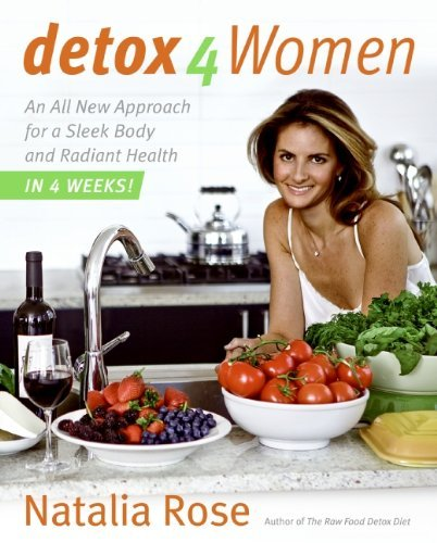 Detox for Women by Natalia Rose (2009-04-07)