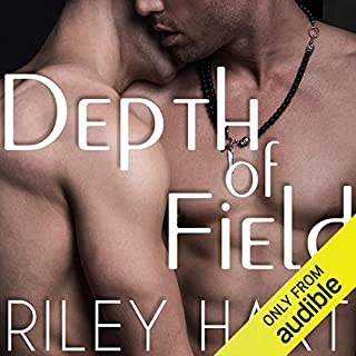 Depth of Field     Last Chance, Book 1              By:                                                                                                                                 Riley Hart                               Narrated by:                                                                                                                                 Tristan James                      Length: 7 hrs and 46 mins     199 ratings     Overall 4.4