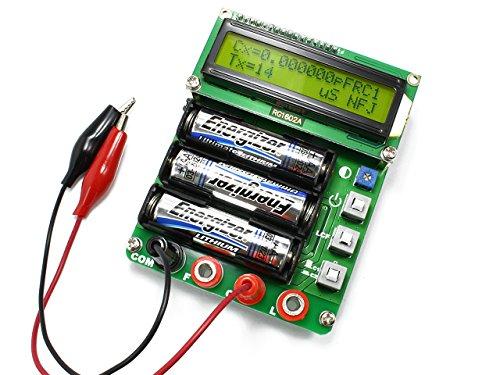 NFJオリジナル高精度マイコン方式『LCFメーター』組立済完成品