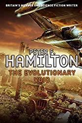 Cover of The Evolutionary Void by Peter F. Hamilton