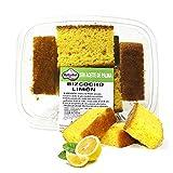 Ketydul Dulces Kety - Bizcocho Calado al Limón Elaborado de Manera Artesanal Dulce Tradicional de Fabricación Española Envasado a Mano 6 Porciones 350 Gr 350 g