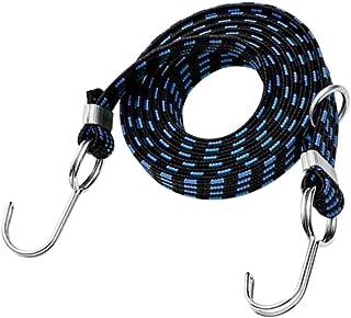 Tendeurs /élastiques en caoutchouc EPDM 25 /à 105/cm Extra puissant Sangles pour les bagages avec crochets en S -/Tendeurs pour banni/ères publicitaires