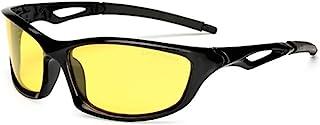 Polarized Sport Sunglasses Cycling Running Driving Men Women Night Vision