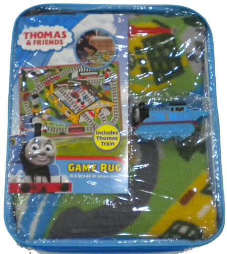 Thomas the Train Game Rug