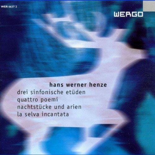 Hans Werner Henze: Drei sinfonische Etüden / +