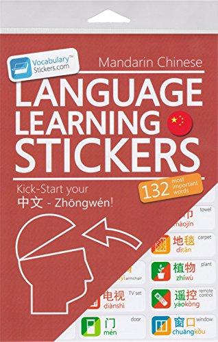 Adesivi per imparare il Cinese