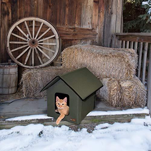 K&H Outdoor Kitty House, Unheated