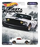 Hot Wheels '69 Ford Mustang Boss 302 Fast & Furious 1/4 Mile Muscle 5/5 1:64 GBW89 GBW75 -