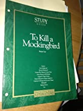 To Kill a Mockingbird Study Guide by Harper Lee (1991-08-01)