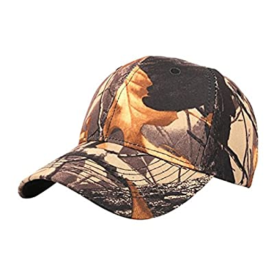 BCDshop Casual Tactical Outdoor Camo Sports Cap Women Men Vintage Baseball Cap Hat