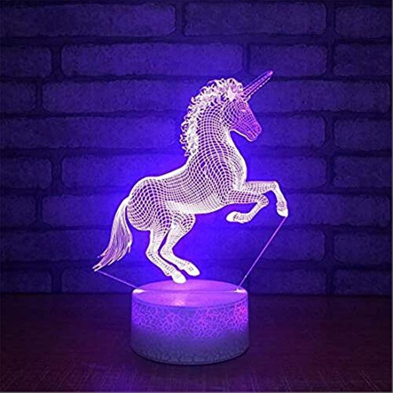 Helles Villenlicht 3D Led Form Tischlampe Home Decoration Atmosphre Nachtlicht Vision Beleuchtung Kinder Geschenke