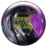 Roto Grip Hyper Cell Fused Jet Black/Silver/Violet, 15lbs